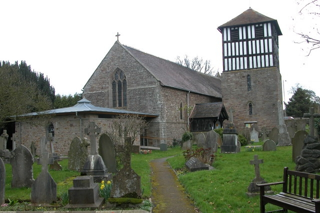 Holmer Parish Church of St Bartholomew