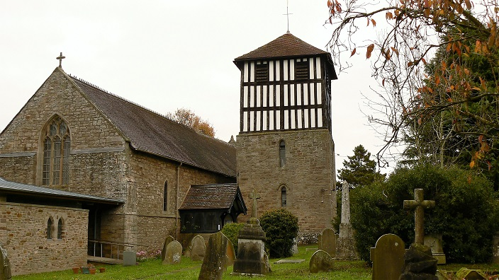 Holmer Parish Church